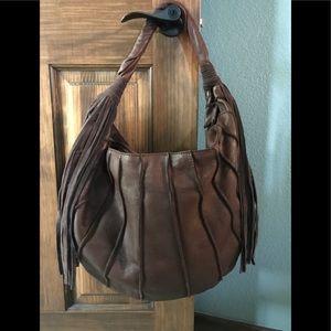 8de390dd8b3f Lucky Brand Bags - Lucky Brand Bohemian Hobo Bag